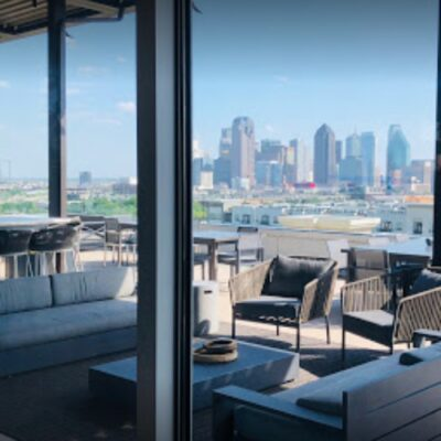 Best Uptown Dallas rooftop bars and restaurants